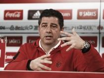 """Rui Vitória: """"Vamos a Estoril a ganar"""""""