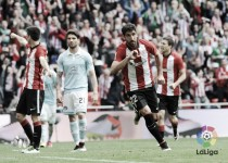 Athletic Club - R.C. Celta de Vigo: puntuaciones del Athletic Club, jornada 36 de la Liga BBVA