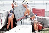 TecPro incrementa la seguridad de las barreras en Sochi