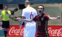 Mondiali futsal Colombia: Spagna k.o. con la Russia. Iran in semifinale