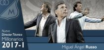 Millonarios contrata a Miguel Ángel Russo como nuevo técnico