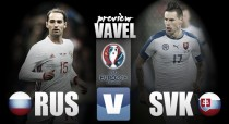 Russia vs Slovakia Preview: Lille plays host to Eastern European rivals