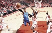NBA playoffs, Westbrook e i Thunder si arrendono in gara-5 a Houston (105-99)