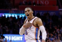NBA - Westbrook salva ancora i Thunder, Spurs e Lakers corsari a Dallas e Chicago