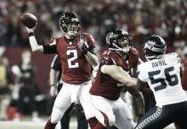 Atlanta Falcons overpowering offense sees them through to NFC title game after defeating Seattle Seahawks