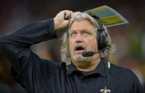 Los New Orleans Saints despiden a su coordinador defensivo, Rob Ryan