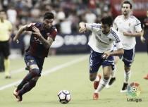 El Real Zaragoza no da la talla ante el nuevo líder