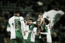 Taça da Liga: Sporting bate Arouca e iguala Varzim