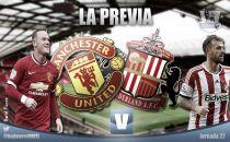 Manchester United - Sunderland: oportunidad para medir opciones