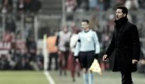 """Simeone: """"Mas allá de la derrota, el sabor es positivo"""""""