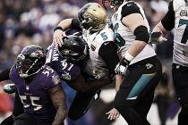 La defensa de Ravens venció en Baltimore a los Jaguars