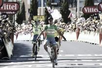 Sagan revienta el sprint