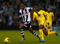 West Bromwich - Crystal Palace: tirando de delanteros enrachados