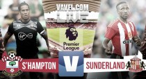 Southampton vs Sunderland Live Stream Score Commentary in Premier League 2016