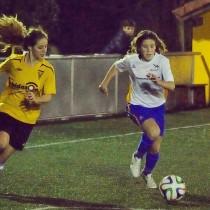 Cintia Hormigo, Saioa Martínez y Sara Ismael, novedades en la sub-17