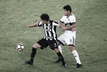 Com vantagem do empate, Botafogo busca vaga na fase de grupos diante do Olimpia