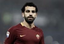 Salah sofre lesão e desfalca Roma contra Lazio, Milan e Juventus