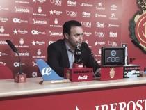 """José María Salmerón: """"Vamos a pelear igual, nos da lo mismo el próximo rival"""""""