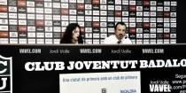 Salva Maldonado: ''Hemos de mejorar muchos aspectos''
