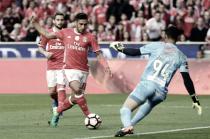 El 'Toto' Salvio, talismán del Benfica en los derbis