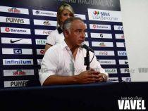"""Guillermo Vázquez: """"Sabíamos que se podía presentar una oportunidad"""""""