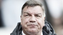 Sam Allardyce blames nerves for draw