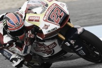 Sam Lowes vence a base de derrapadas
