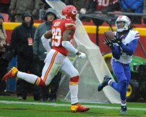 Buffalo Bills' Playoffs Hopes Dwindle With 30-22 Loss To Kansas City Chiefs