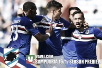 Sampdoria 2016/17 Serie A season preview: Samp look to bounce back, but it won't be easy