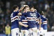 Risultato e diretta partitaSampdoria - Roma, live Serie A
