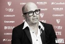 """Sampaoli: """"Mi sueño es ganar a los grandes"""""""