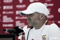 """Sampaoli: """"El equipo está muy acelerado"""""""