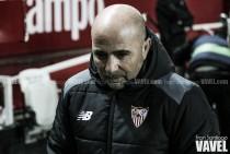 """Sampaoli: """"El rival marcó en la única aproximación que tuvo"""""""