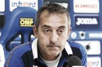Samp, Giampaolo guarda al Palermo con fiducia. La conferenza stampa