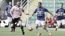 Palermo-Samp 1-1, parlano gli allenatori