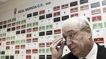 """Jesús Samper: """"No hay que hablar de que el Murcia va a desaparecer"""""""