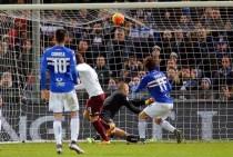 """Sampdoria ancora senza vittoria, Montella e i suoi in coro: """"Quanta ingenuità"""""""