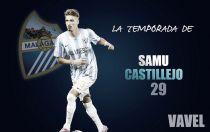 Málaga 2014/2015:la temporada de Samuel Castillejo