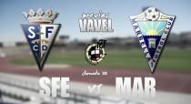 San Fernando CD - Marbella FC: momento de resarcirse