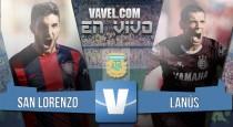 Lanús goleó a San Lorenzo y es el campeón del Torneo de Transición 2016