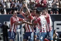 Con autoridad, Atlético de San Luis vence por la mínima a Monterrey
