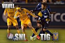 Previa Atlético de San Luis - Tigres: inicio prometedor