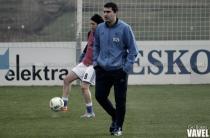 """Igor San Miguel: """"Sabíamos que eran fuertes a balón parado"""""""