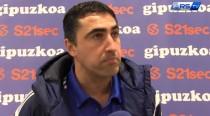 """Igor San Miguel: """"El resultado es abultado pero muy merecido"""""""