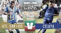 Resultado Atlético San Luis - Celaya en Copa MX 2016 (2-0)