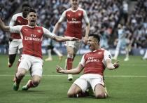Sánchez decide, Arsenal vira sobre City na prorrogação e vai à final na Copa da Inglaterra