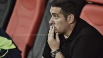 """Sandoval: """"El punto se consiguió por corazón. La autocrítica debe ser muy grande"""""""