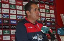 """Sandoval: """"En Leganés vamos a jugar igual y con intensidad"""""""