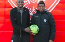 Mouhameth Sané nuevo refuerzo del Auxerre