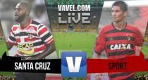 Resultado Sport x Santa Cruz na Copa Sul-Americana (0-1)
